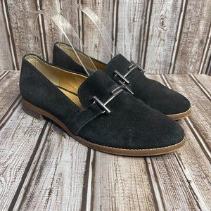 Franco Sarto suede loafers - Harlow - Like New size 6.5